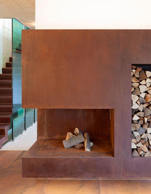 5 motivi per riscaldare con la legna